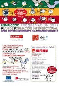 Plan intersectorial usmr 2011 Maforem portada